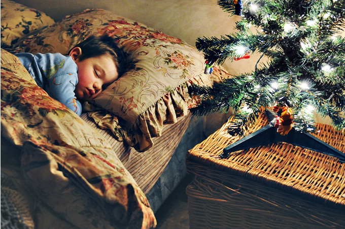 Рождество и трудности взросления