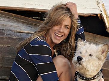 Дженнифер Энистон (Jennifer Aniston) не пошла на свидание с Эштоном Катчером