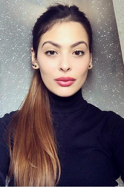 Мисс Россия 2016 участницы: Екатерина Хачирова, фото