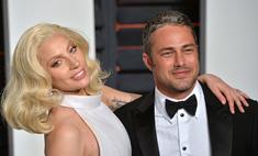 За кулисами «Оскара»: Леди Гага призналась в любви бойфренду