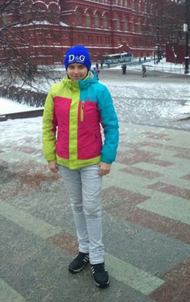 """Дарья Колясникова, """"Перезагрузка"""" на ТНТ, фото"""