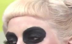 Новая выходка Леди ГаГа: макияж панды
