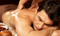 Эротический массаж для мужчины - прелюдие к сексу