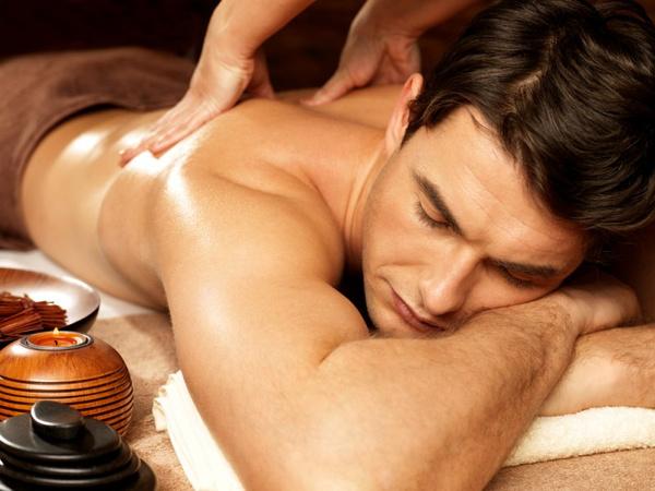 мужики секс массаж