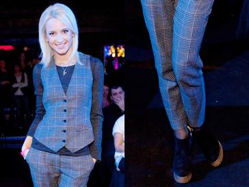 Ольга Бузова старается следовать модным тенденциям