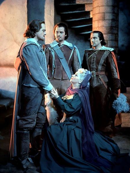 История костюма в кино. Три мушкетера