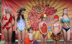 В Волгограде впервые пройдет конкурс купальников