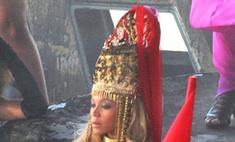 Горячая Бейонсе стала египетской царицей