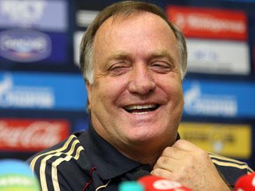 Dick Advocaat, Дик Адвокат, российская сборная по футболу, Евро-2012