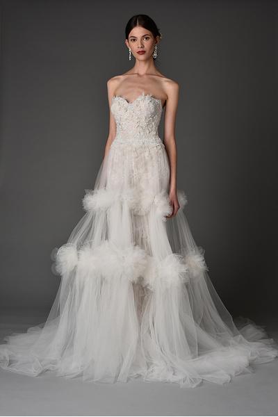 Лучшие коллекции Недели свадебной моды   галерея [1] фото [11]