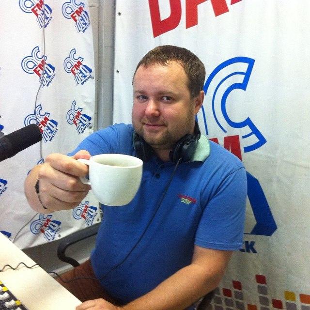 радиоведущие Иркутска: Алексей Королев
