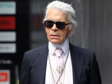 Карл Лагерфельд (Karl Lagerfeld) считает стиль Кейт Миддлтон (Kate Middleton) идеальным
