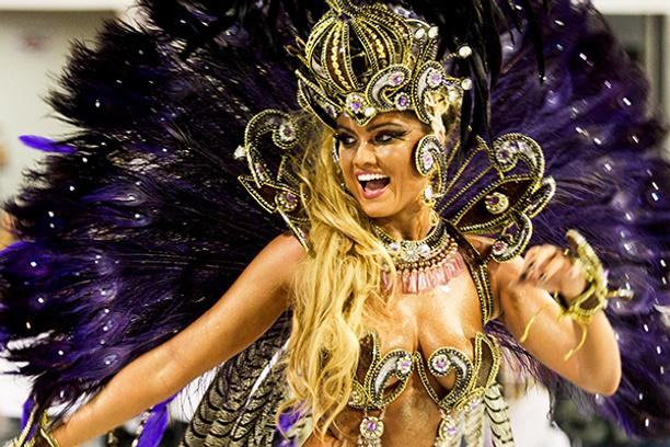 Танцевальный карнавал, выходные в Краснодаре