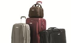 Новая коллекция чемоданов от Samsonite
