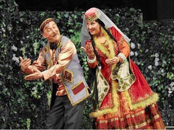 «Ханума», Театр драмы, фото