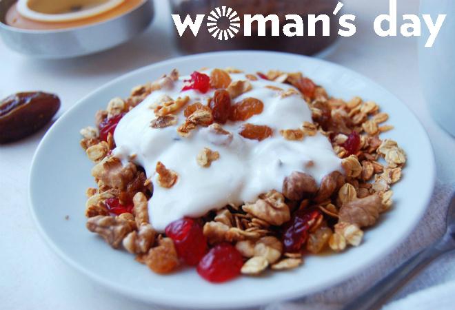 Постный завтрак: фото