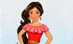 Дисней создал первую принцессу-латиноамериканку