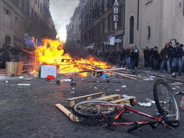 Погромы в Риме