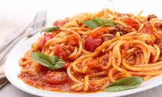 Интересные рецепты соусов для спагетти