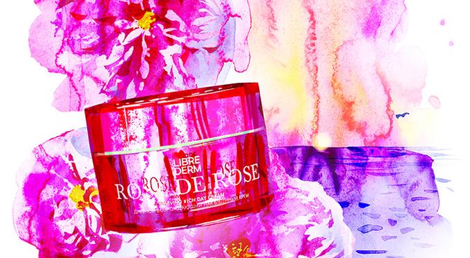 Нейрокосметика Rose de Rose Librederm: омоложение кожи на клеточном уровне.