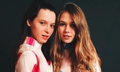 Дочь Веры Брежневой стала звездой Недели моды в Нью-Йорке