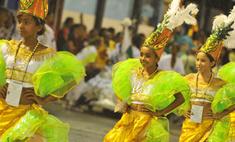 В Рио-де-Жанейро стартовал знаменитый карнавал