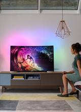 Первый телевизор Philips с изогнутым экраном уже в продаже