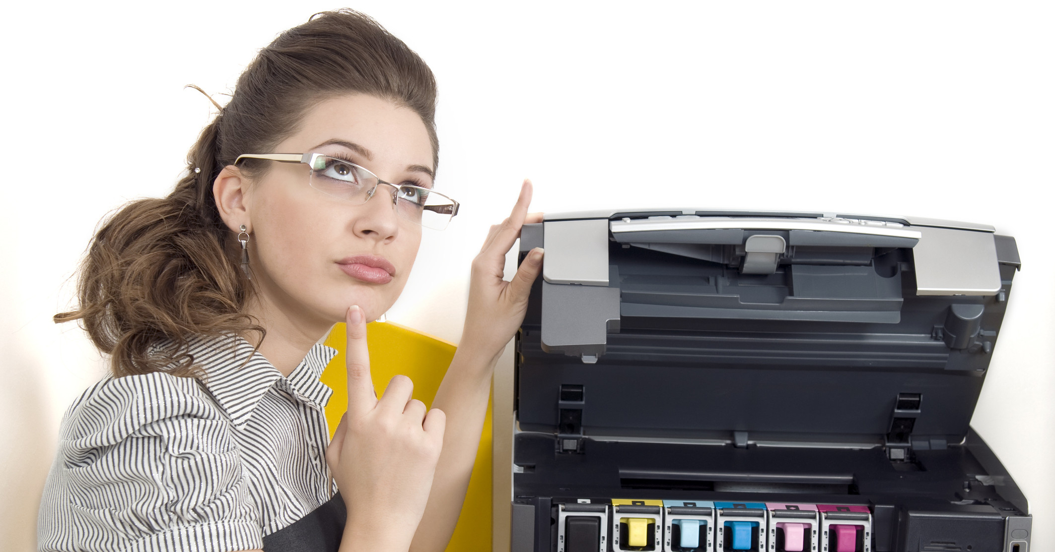Почистить принтер домашних условиях