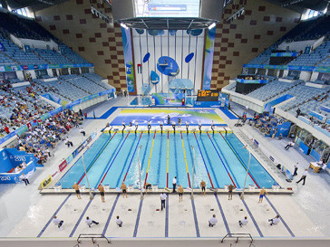 Дубай, чемпионат мира, плавание