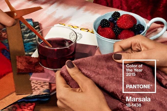 Pantone назвал главный цвет 2015 года.