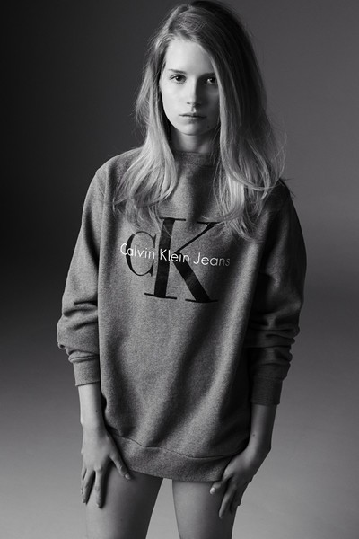 Младшая сестра Кейт Мосс стала лицом Calvin Klein