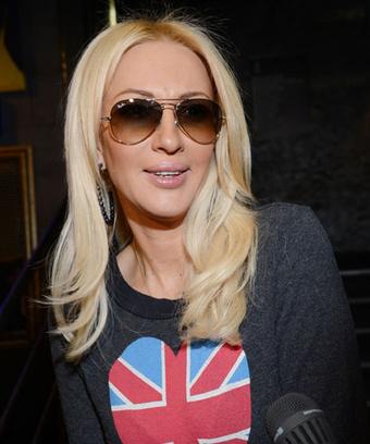 Лера Кудрявцева сменила имидж