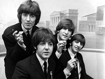 The Beatles в полном составе