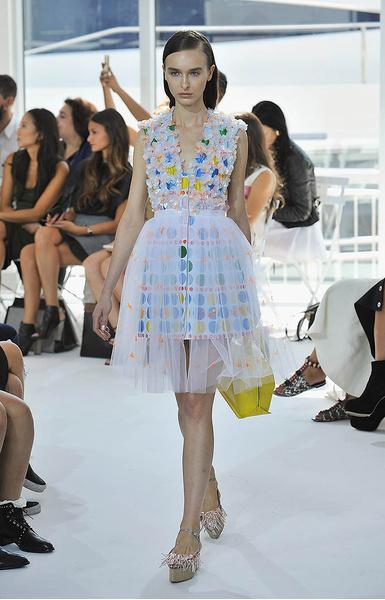Неделя моды в Нью-Йорке: день девятый | галерея [1] фото [4]