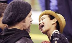 Сын Анджелины Джоли и Брэда Питта сыграет в кино