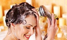 Выбор шампуня по типу волос