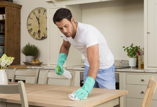 А был ли вор: грабитель сделал уборку в квартире американца