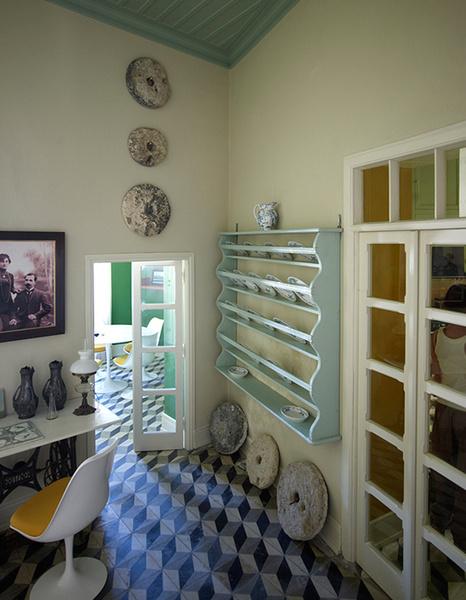Средиземноморский стиль в интерьере: декор, советы   галерея [2] фото [4]