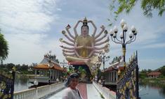 Бангкок и остров Самуи - прекрасное далёко!