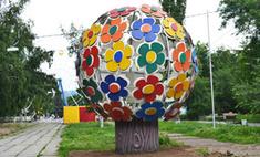 В Волгограде «цветочное дерево» выросло на новом месте