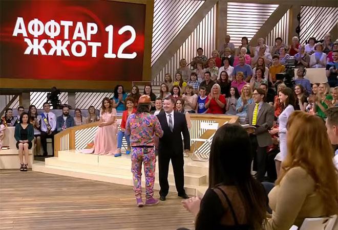 Танец саратовского директора