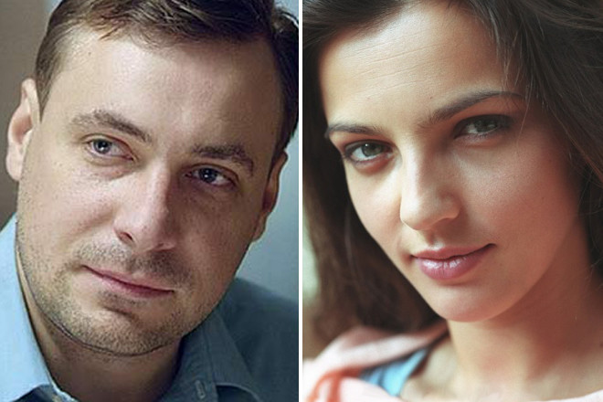 Евгений Цыганов и Ирина Леонова фото