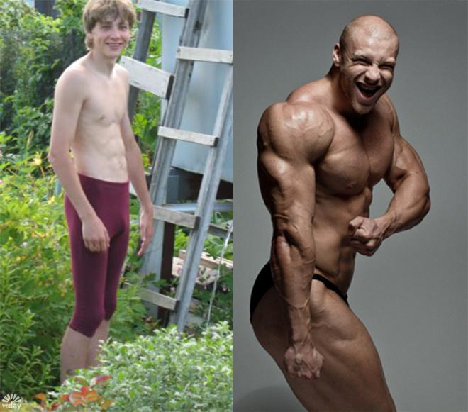 Мужчины мечты как сделать тело и накачать мускулы