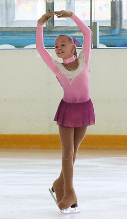 Виктория Ануфриева, фигурное катание, фото