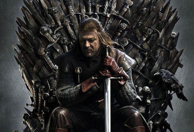 Игра престолов, трон в Туле