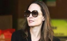 Сама элегантность: Джоли показала безупречный наряд