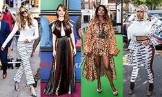 Лучшие и худшие наряды звезд: модные итоги недели