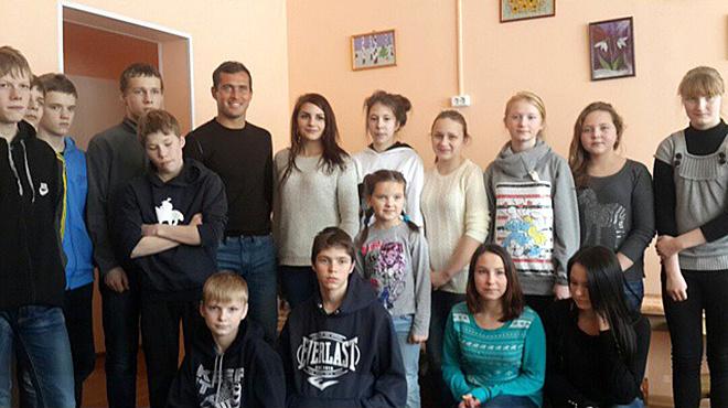 Александр Кержаков, благотворительный фонд Звезды детям