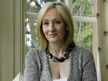 Джоан Роулинг (Joanne Kathleen Rowling)