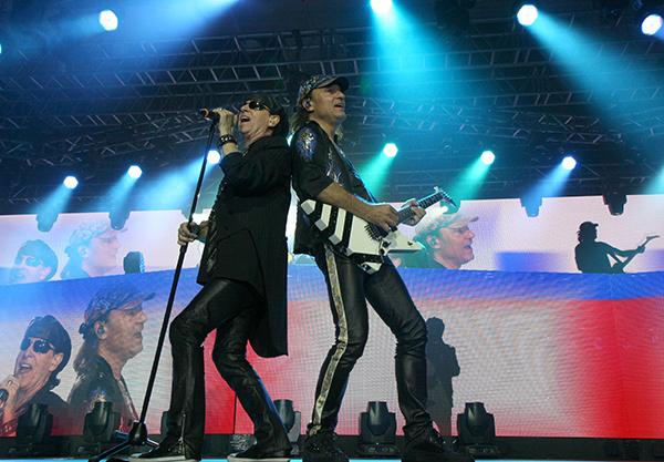 Scorpions группа скорпионс